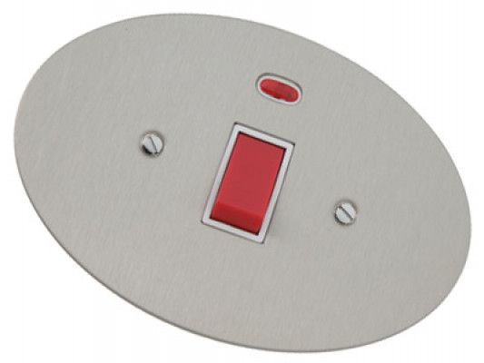 Oval Des Sing Cooker Switch Neon Pcp