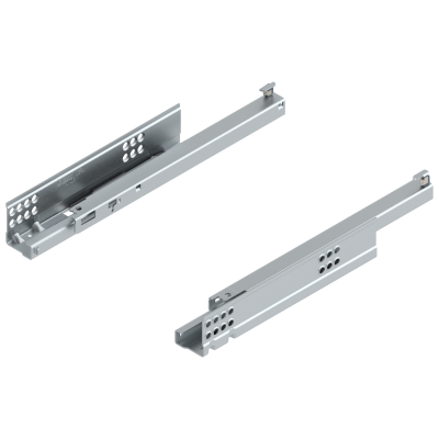 TANDEM BLUMOTION single extension, 30 kg, NL=300 mm, left+right, zinc