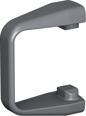 Angle stop for 155° wide angle hinge, opening 110°, old style NP