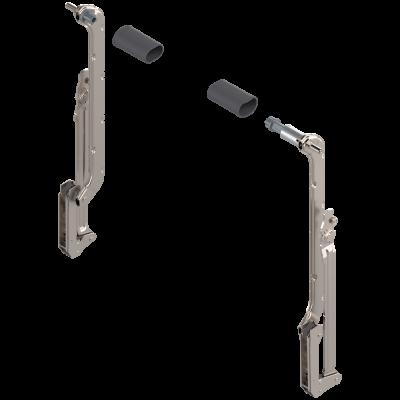 AVENTOS HL lift up, lever arm (set), CH=450-580 mm