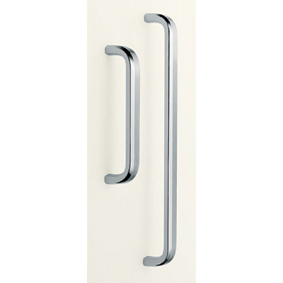 Lever handle, stainless steel, 1280 mm