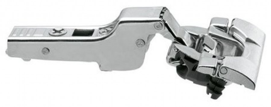 CLIP top BLUMOTION standard hinge 110°, Inset applications, boss: knock-in