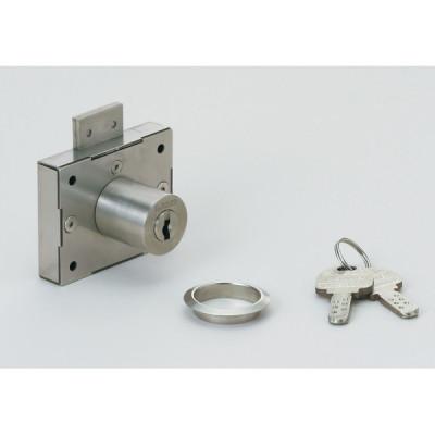 Cam lock, stainless steel