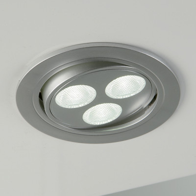350Ma/3.6W Round 2800K Led Ceiling Light
