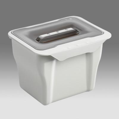 Kitchen box, W=248 mm, D=185 mm H=185 mm, WESCO, grey
