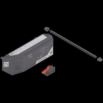 SERVO-DRIVE for AVENTOS drive unit, AVENTOS HK top lift systems, deep grey