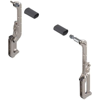 AVENTOS HL lift up, lever arm (set), CH=350-399 mm