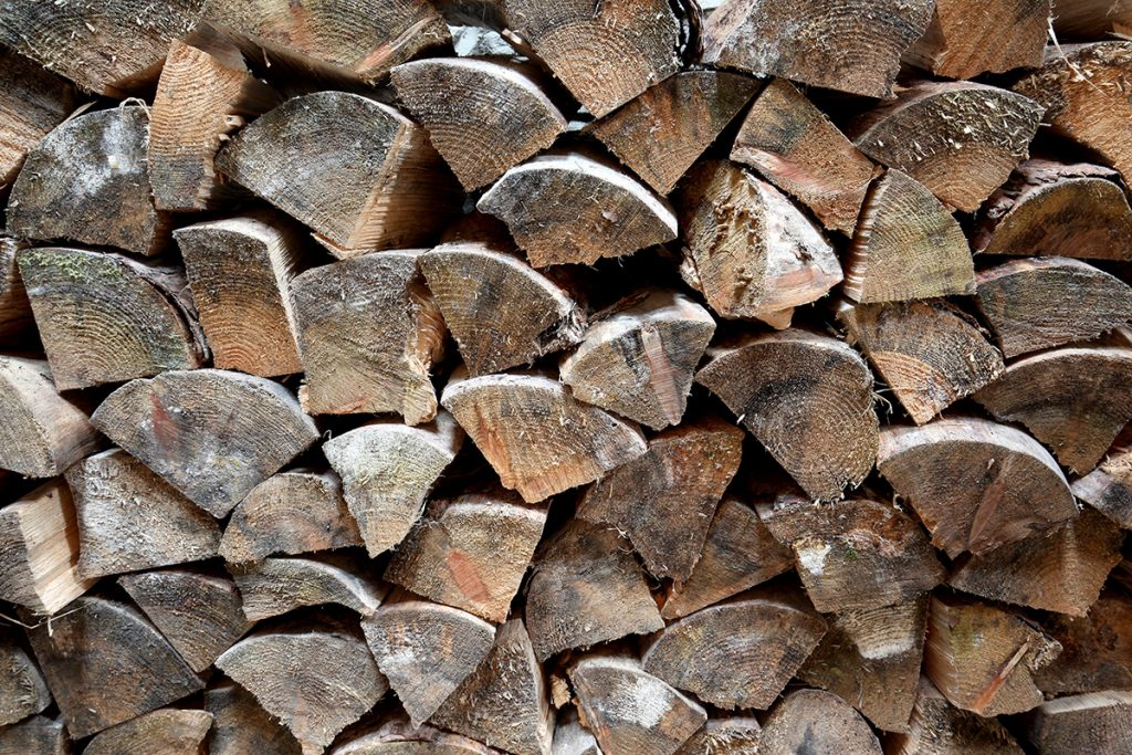 firewood, wood, chopped wood