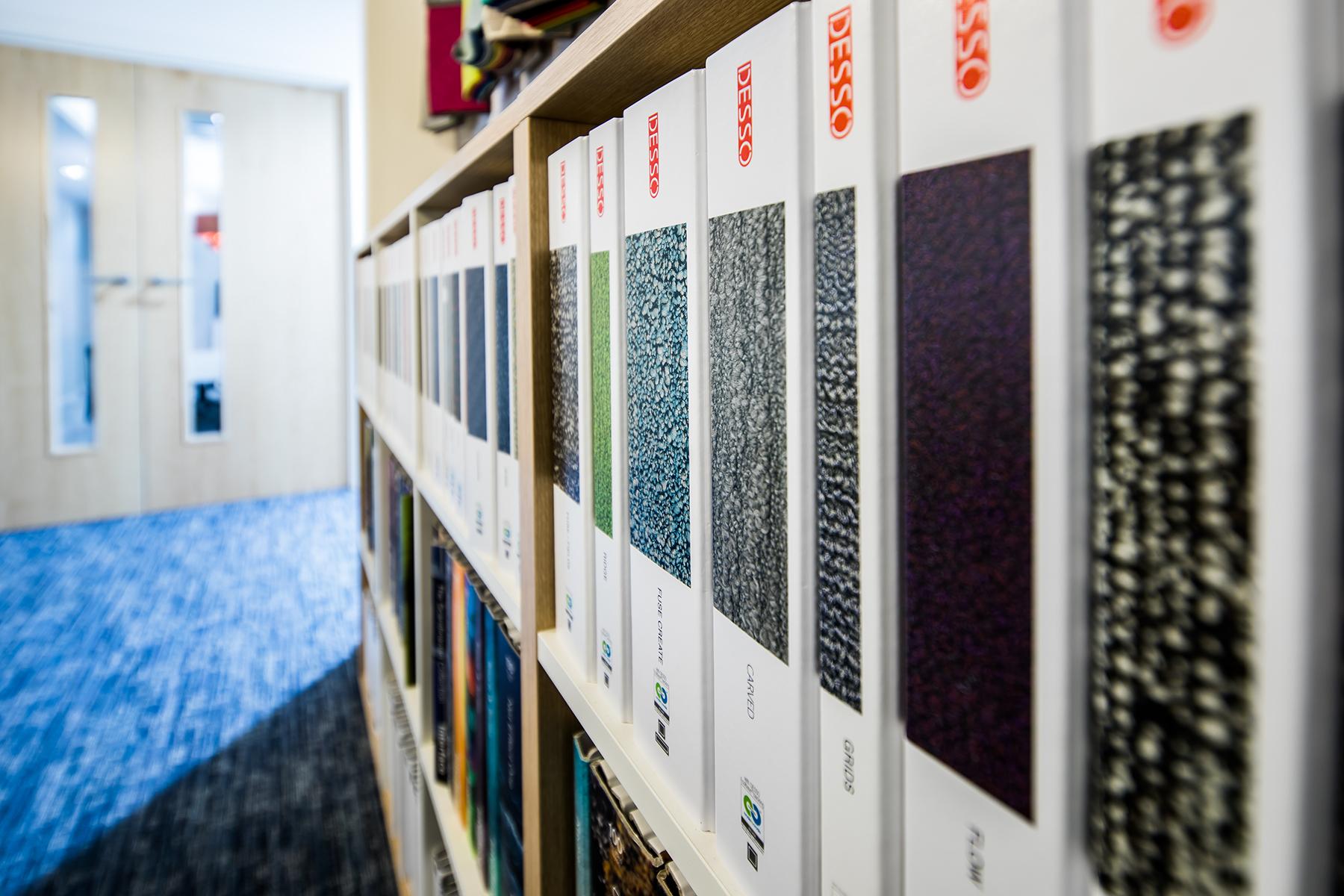 carpet, desso, interior design, commercial build, office interior, sheffield offices, uk offices, commercial interior design