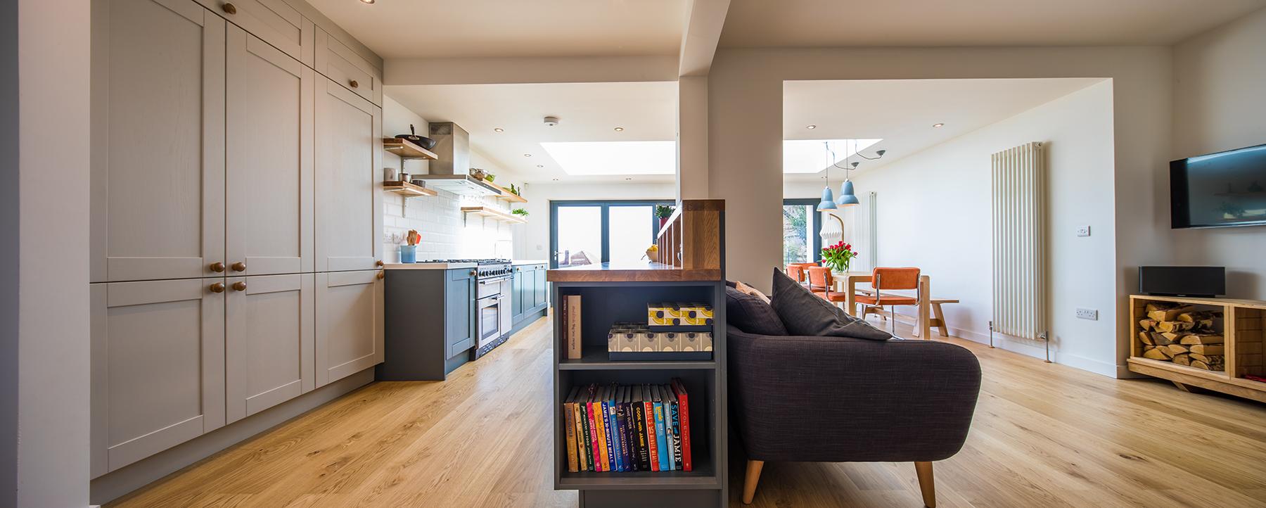 sheffield, sustainable, kitchen, interior photography, kitchen photography, yorkshire, south yorkshire, sustainable build,