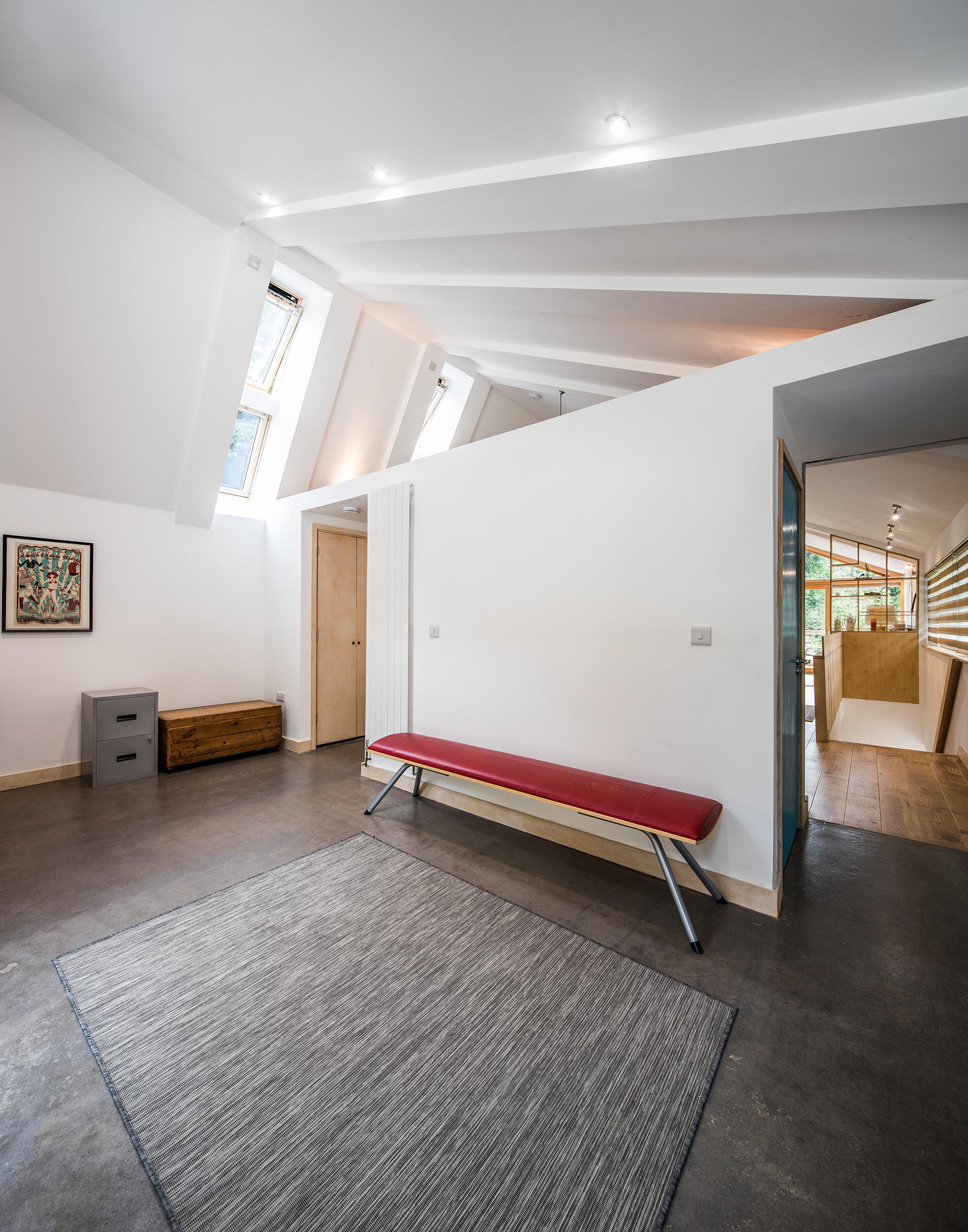 sheffield, architecture, interior photography, architectural photography, self build, new build, contemporary architecture