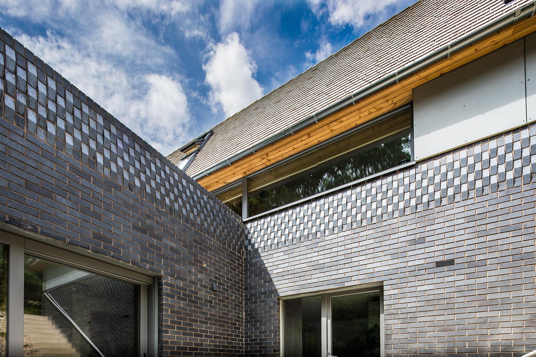 sheffield, architecture, interior photography, architectural photography, self build, new build, contemporary architecture