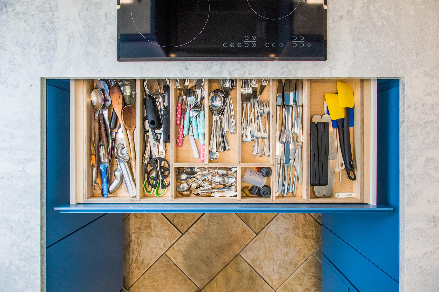 kitchen photography, kitchen, sheffield, interiors, interior, blue kitchen, architectural photography