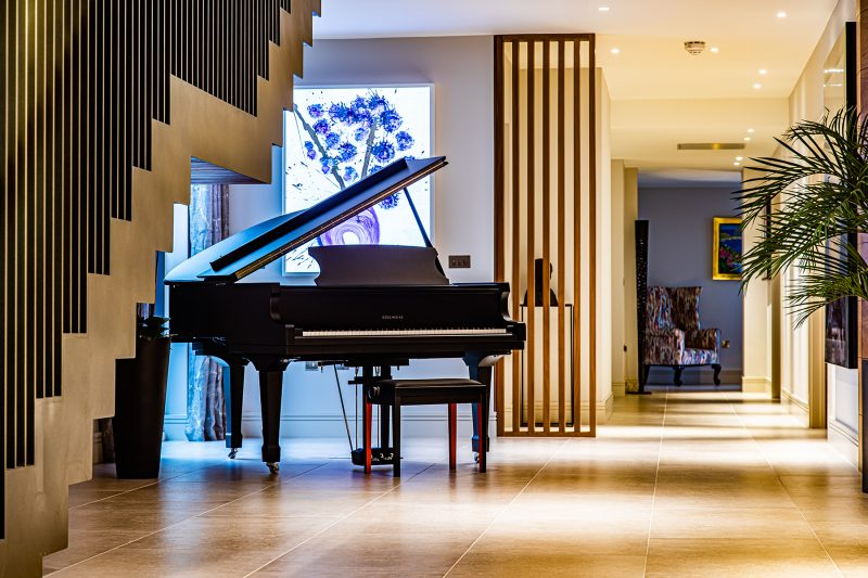 piano, self playing, instrument, music, leeds, yorkshire, north yorkshire, modern, grand piano, baby grand