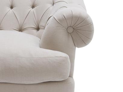 Bagsie sofa - seat detail