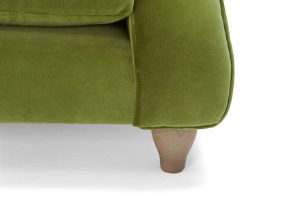 Sloucher sofa - legs