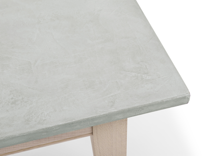 Conker Concrete-Style Kitchen Table