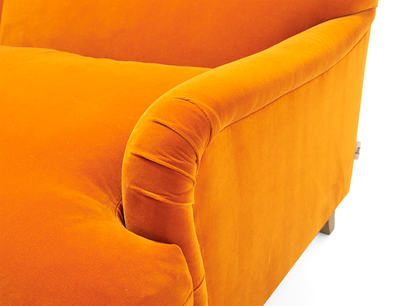 Pudding sofa - seat cushions