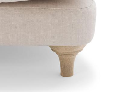 Bagsie sofa - leg detail