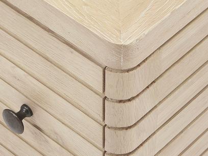 Little Bubba small wood shelves shelf detail