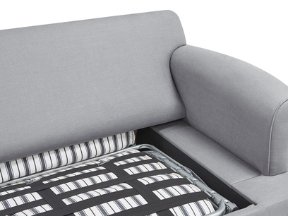 Slowcoach sofa bed inside detail