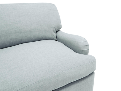Jonesy comfy sofa bed inside arm detail