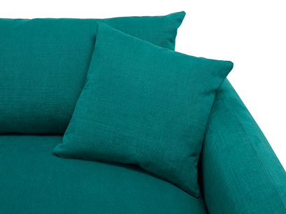 Squishmeister contemporary comfy sofa cushion detail