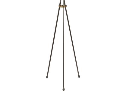 Hat Trick industrial floor lamp