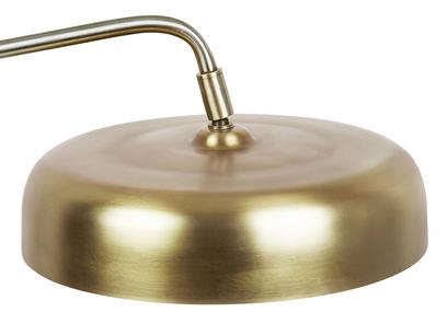 Biblio brass lamp shade