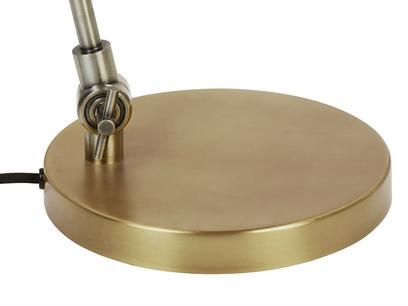 Biblio brass table lamp base