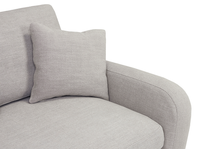 Easy Squeeze upholstered comfy love seat