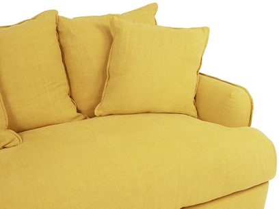 Smooch Deep Scatter Back Squishy Sofa Cushion Detail