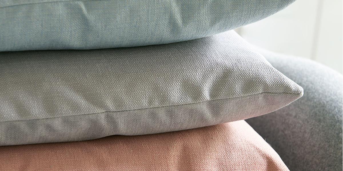Clever softie fabric cushion range