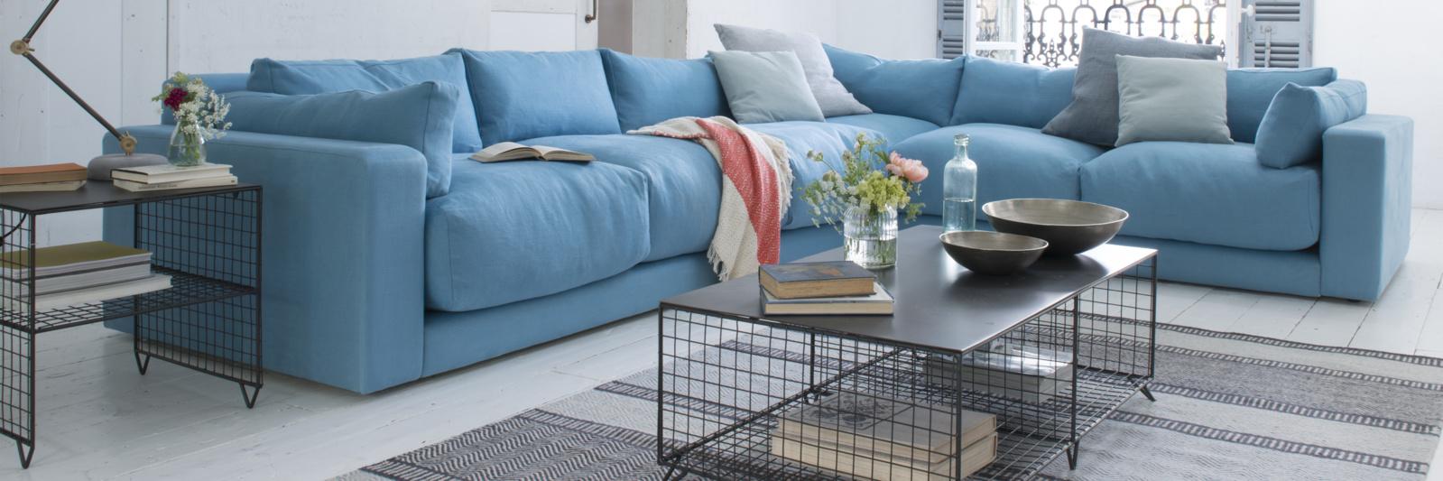 Extra Large Sofas   British-Made Sofas   Loaf