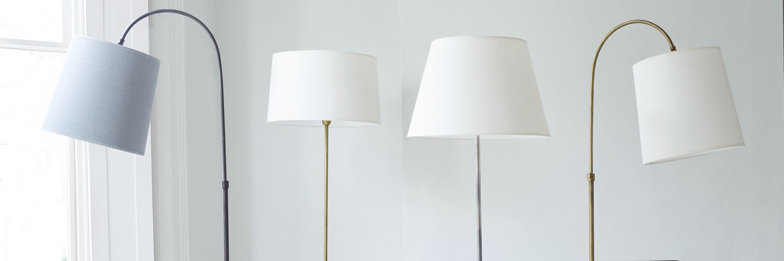 Floor lamp range