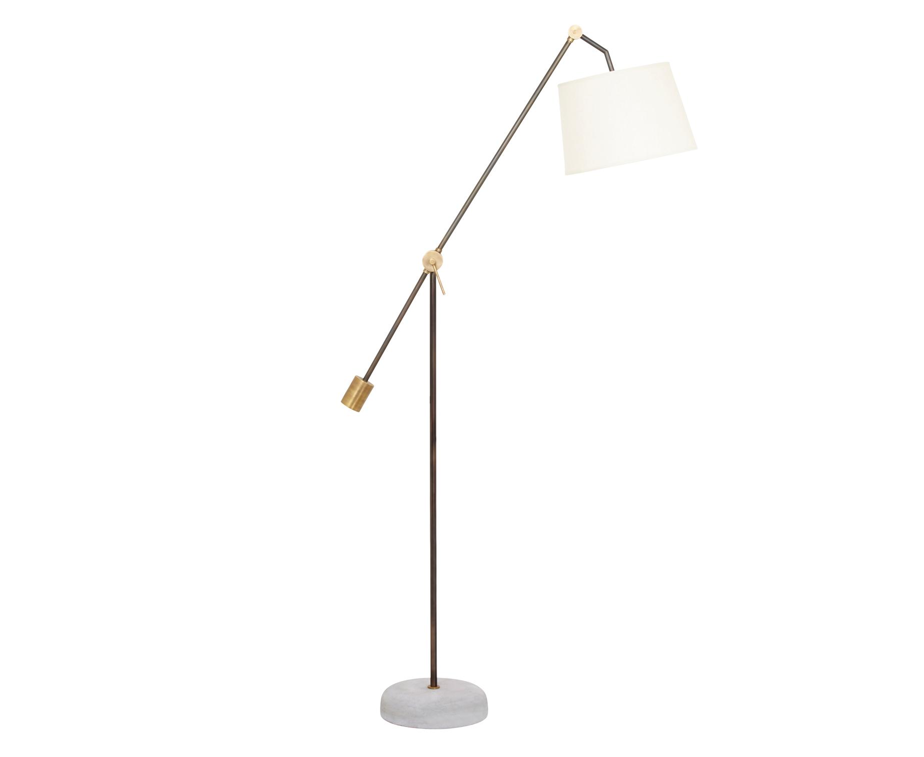 Bruges floor lamp