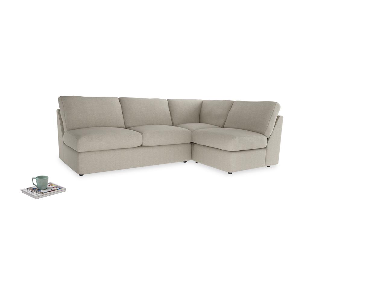 Chatnap modular corner storage sofa