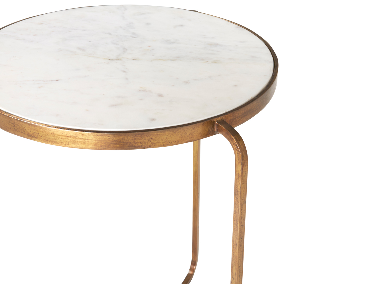 Marble Top Brass Coffee Table.High Jinks