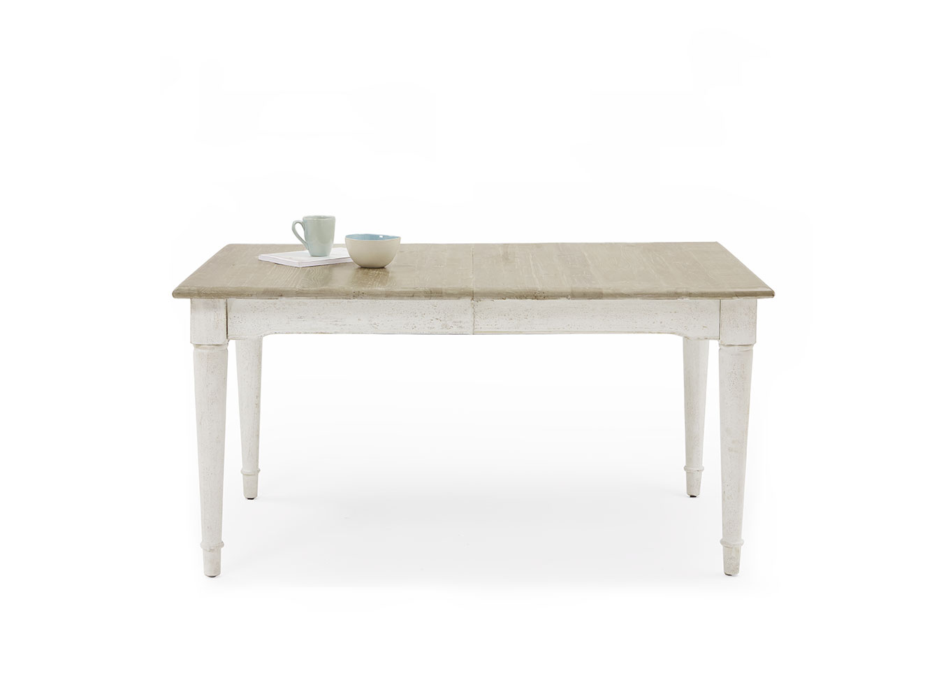 Coffee Table Extendable.Toaster In Vintage White