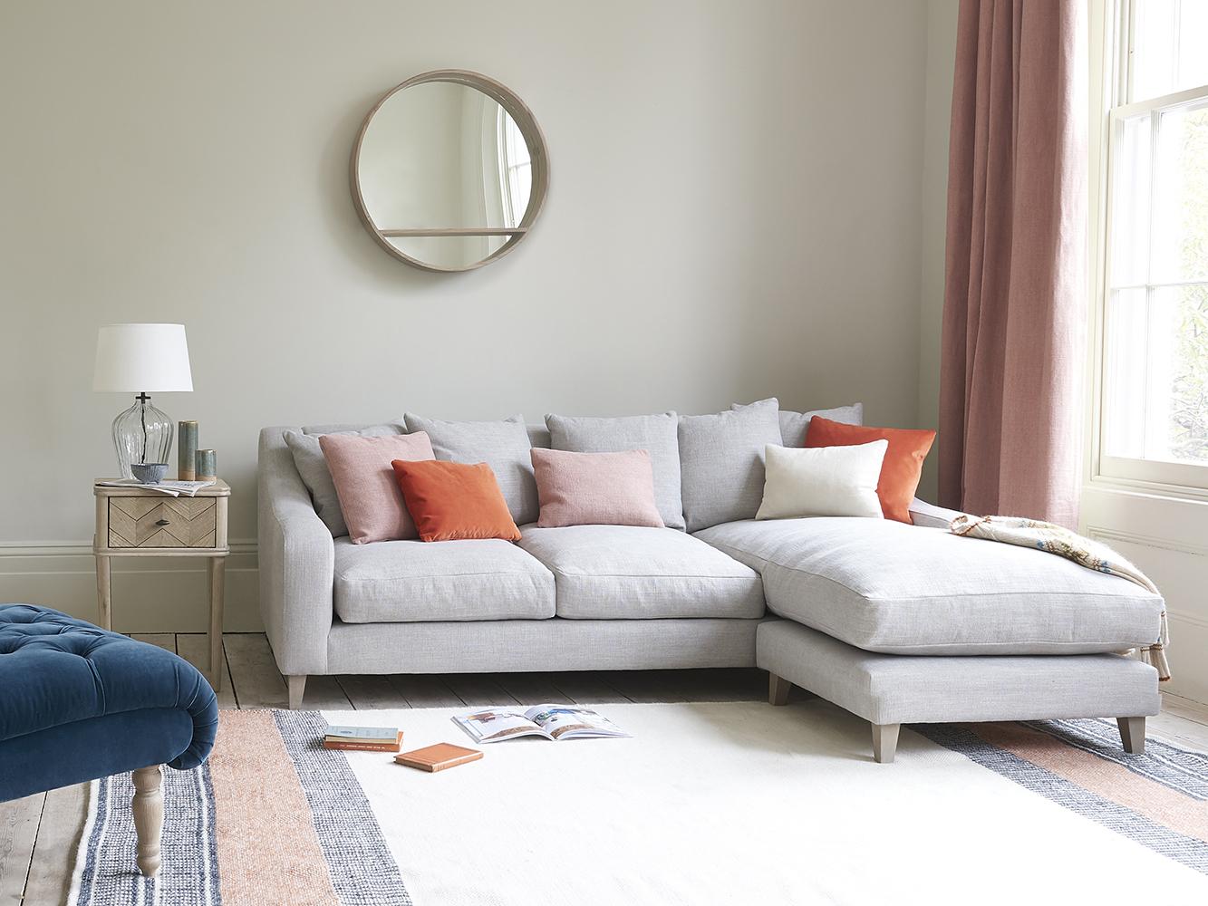 Oscar Chaise Sofa