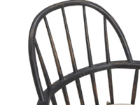 Chuckler wooden spindle back chair