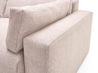 British made contemporary luxury Atticus corner sofa, extra deep and comfy