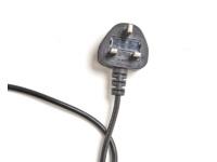 Vintage adjustable Loco brass floor lamp