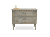 Wooden Tabitha wooden reclaimed chest of drawers