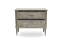 Tabitha wooden vintage chest of drawers