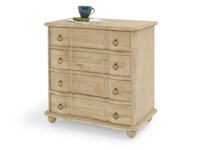 Antique chest of drawers for the bedroom - French vintage Otterley