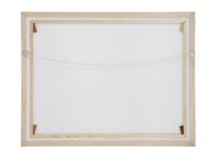 Helter Skelter framed art canvas print by Ben Lowe