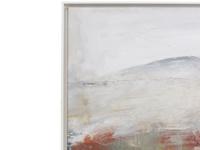 Picnic framed Ben Lowe art canvas print