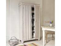 British made Rhubarb larder kitchen cupboard