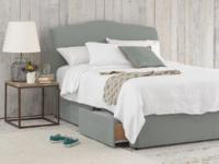 Contemporary Tight Space divan storage bed